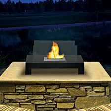gramercy indoor outdoor bio ethanol liquid gel fireplace 90296