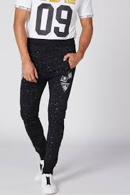 Character Pants Shop Black Splash Character Star Wars Printed Jogger Pants For Men Nisnass Uae