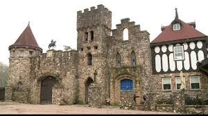 Stay in a Bavarian style castle in Ste. Genevieve County - YouTube