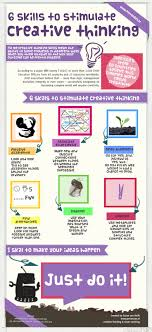 best ideas about skills list therapy activities 6 skills to stimulate creative thinking creativity creative thinking