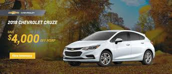 fall savings at taylor chevrolet of hermie