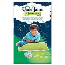 Underjams Size Chart Pampers Underjams Boy Size 7 S M 17 29kg 10 Boys Bed