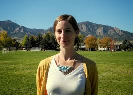 Humans of NCEI: Carrie Wall | News | National Centers for Environmental  Information (NCEI)