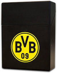 Maybe you would like to learn more about one of these? Borussia Dortmund Bvb Zigarettenbox Mit Emblem Amazon De Sport Freizeit