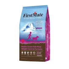 <b>FirstMate</b> Weight Control/Senior <b>Pacific Ocean Fish</b> Meal Formula ...
