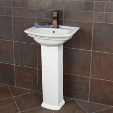 small pedestal sink. Brilliant Pedestal Unusual Small Pedestal Sink And E