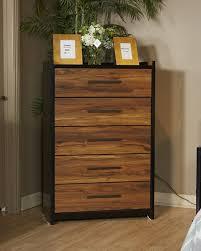 Ashley Furniture B457 46 Stavani Black and Brown Contemporary 5