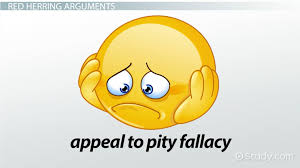 what are logical fallacies define identify and avoid them appeal to pity fallacy definition examples