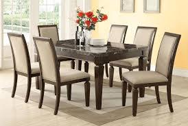 marble dining room table darling daisy:  elegant black marble dining room table and chairs sneakergreet for marble dining room table
