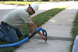Raising concrete patio Sunken Concrete Concrete Repair Can Be Simple And Affordable Find Out How Asesoriamorenoinfo Cincinnati Oh Concrete Leveling Lifting Concrete Slab Repair