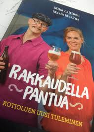 Kirjallisuutta: Mika Laitinen & Maria Markus - Rakkaudella Pantua