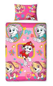 paw patrol bedding sets girls paw patrol bedding paw patrol 4pc toddler bedding set