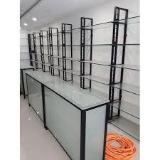 garment glass shelf