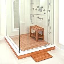 teak shower mats natural teak bath mat teak shower mat home depot