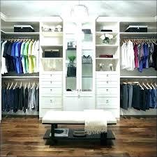california closet range closet range closets cost bedroom amazing garage built in closet regarding california closet