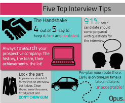 five top interview tips opus recruitment solutions will nitpick and subconsciously any reason to narrow down candidates so here are five helpful tips to try and help you ace that initial interview
