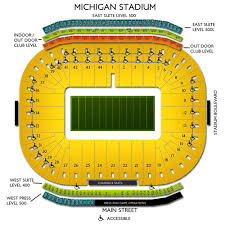 Michigan Football Tickets 2019 Wolverines Games Ticketcity