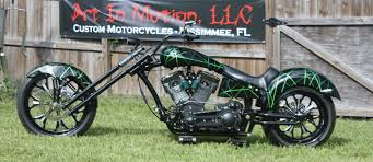 art in motion custom motorcycles and trike parts bike in a box kits