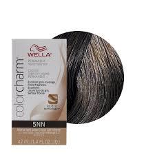 wella color charm permament liquid hair color 42ml intense light brown 5nn 381519064562 ebay