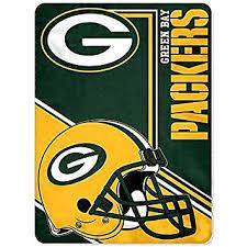 Green Bay Packers Throw Blanket