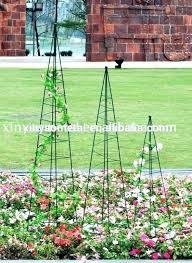 garden obelisk trellis. Iron Garden Trellis Wrought. Popular Obelisk