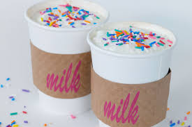 Milk Bars Now Serving Birthday Cake Flavored Lattes In Dc Eater Dc
