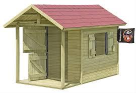 Spielhaus Louis Gartenhaus Aus Holz Mit Fußboden Für Kinder Mit