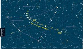April 2017 Star Chart Bright Prospects For Comets In 2017 Sky Telescope