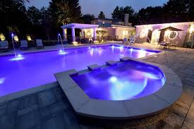 Cheap Led Pool Lights Led Pool Lighting That Would Make Prince Proud By Signature