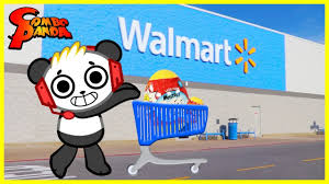 Combo Panda Toys Are Here Ryans World Toy Shopping At Walmart And