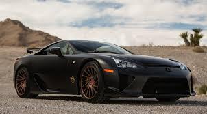 lexus lfa black rims. Fine Black To Lexus Lfa Black Rims