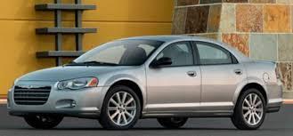 Chrysler Sebring Reviews, Specs & Prices - Top Speed