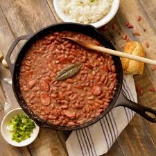 making red beans and rice is a beloved ritual
