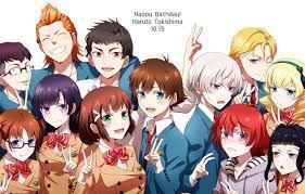 Photo Wallpaper Group, Anime, Guys ...