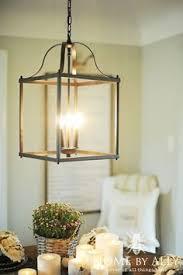 interior lantern lighting. lowes allen u0026 roth light fixture farmhouse fall home tour interior lantern lighting l