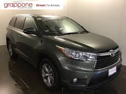 Green Toyota Highlander For Sale ▷ Used Cars On Buysellsearch
