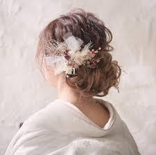 アップヘアスタイル Dressyドレシーウェディングドレスの人気