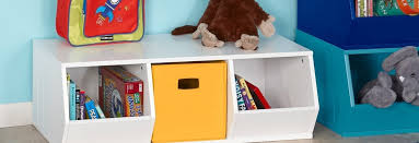 Kids Storage & Toy Boxes For Less