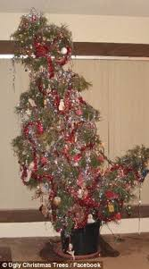 BBC NEWS  UK  England  Festive Tree An U0027insultu0027 To TownWorst Christmas Tree