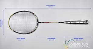 Arcsaber 69 Light Yonex Arcsaber 69 Light Badminton Racket Rudy Hartono Series