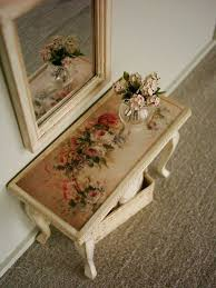 floral decoupage furniture. 23 Furniture Ideas And Tips: Decoupage - Diy \u0026 Decor Selections Floral .