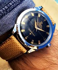 25 best ideas about omega constellation vintage stunning vintage omega constellation piepan vintage watches for menwatch
