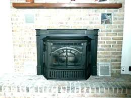 fireplace covers cast iron door doors cjs glass cover for gas vents fireplaces unused vent