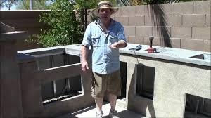 Steel Frame Outdoor Kitchen Outdoor Kitchen Tv Show 6 Youtube
