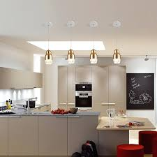 cool pendant lights for kitchen modern pendant light champagne gold rose color metal ceiling hanging modern