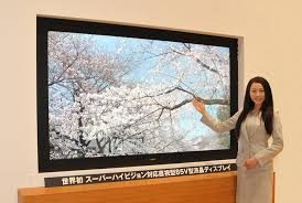 Sharp\u0027s 80-inch, 3D LED HDTV Sharp Goes Big With 80-Inch, TV at CES | TechHive