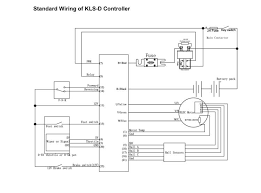 kelly sinusoidal brushless motor controller for electric motorbike kelly controller programming at Kelly Controller Wiring Diagram