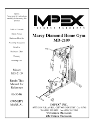 Impex Marcy Platinum Power Rack And Bench PM3800 Marcy Platinum Bench