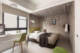 Design Behang Slaapkamer Aziatische Slaapkamer Met Bloesem Behang