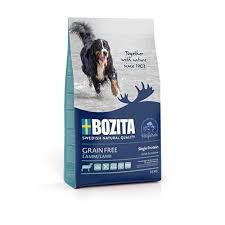 <b>BOZITA GRAIN</b> FREE Lamb 23/12 <b>сухой корм</b> беззерновой для ...